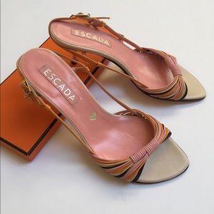 ESCADA Kitten Heels Spring 2020 Size 39/9